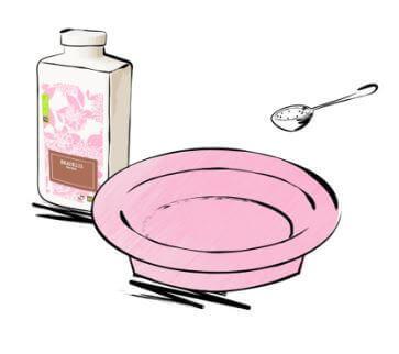 ブラジャー洗い方1